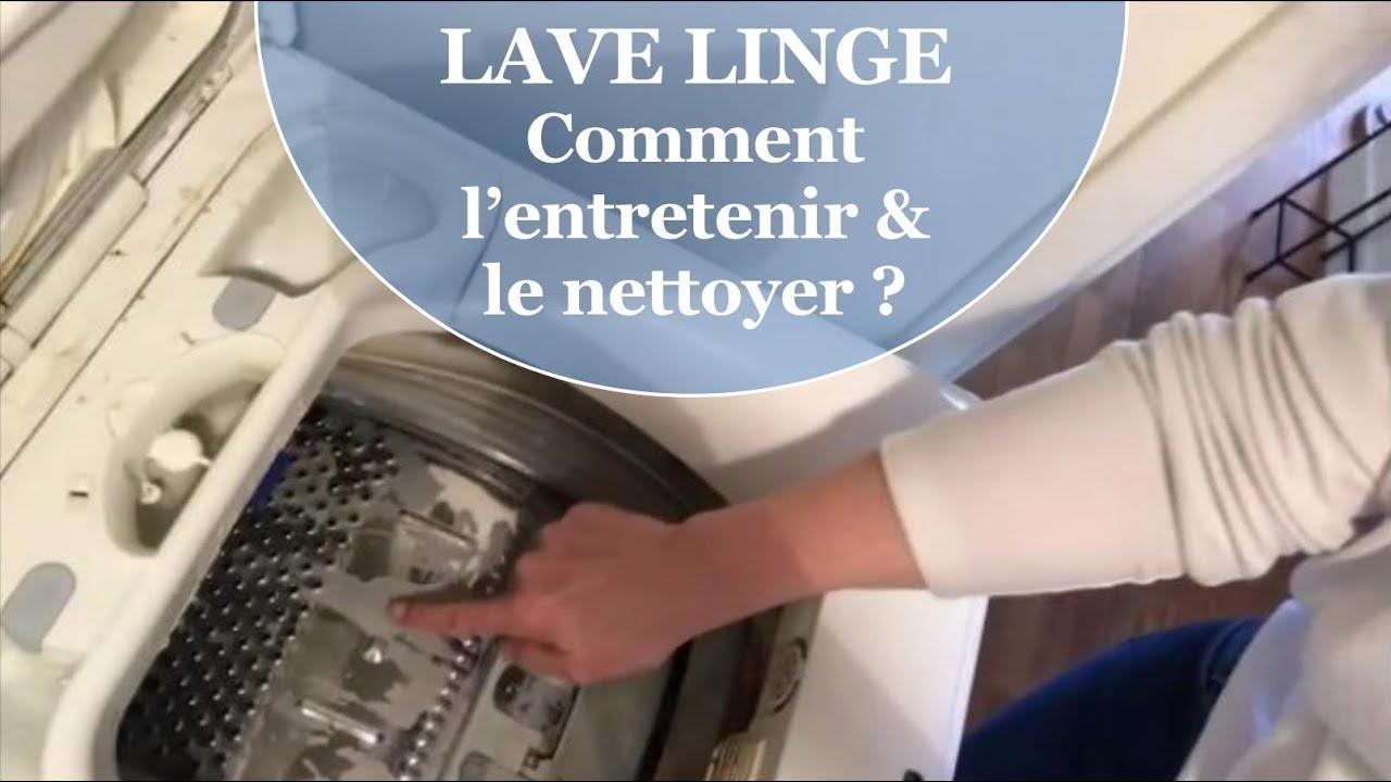 Nettoyer Machine À Laver Le Linge ☯ lave linge l'entretenir & le nettoyer ? astuce ☯
