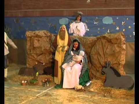 Nacimiento de jes s navidad 2010 youtube - Nacimiento para navidad ...