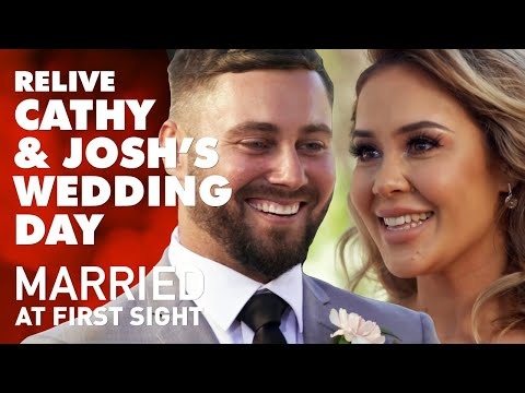 Cathy and Josh's wedding | MAFS 2020