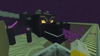 Minecraft Xbox - Notch Land - The Void - Part 3