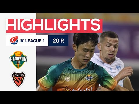 Gangwon Pohang Goals And Highlights
