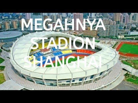 Megahnya Stadion Shanghai Kandang Klub Raksasa Cina Shanghai SIPG Lawan Bali United Selanjutnya