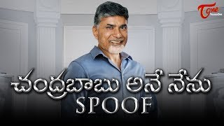 Chandrababu Ane Nenu | Comedy SPOOF | The Visio...