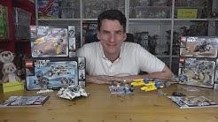 20 Jahre LEGO® Star Wars 75258 & 75259 Podracer & Snowspeeder