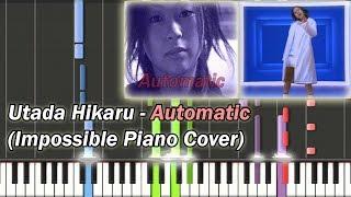 Utada Hikaru - Automatic - Synthesia