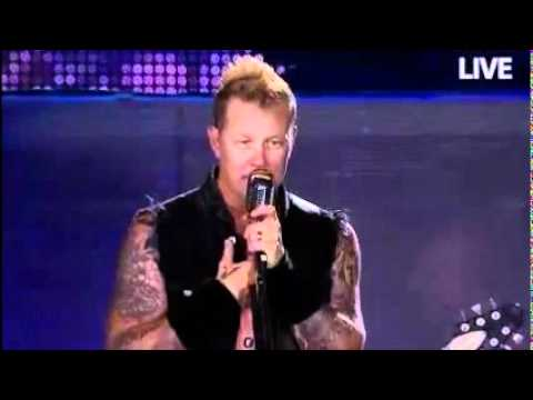 Metallica  Am i Evil?  at Rock in Rio 2011