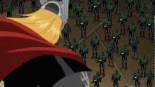 Thor Vs The Kree