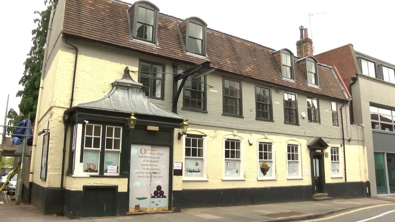 39 last pub standing 39 to reopen on norwich 39 s king street. Black Bedroom Furniture Sets. Home Design Ideas