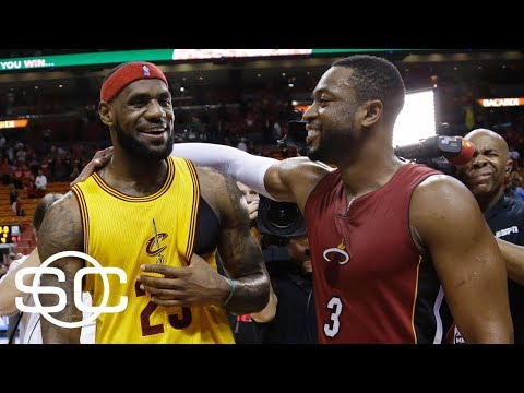 The rise and fall of LeBron James-Dwyane Wade | SportsCenter | ESPN