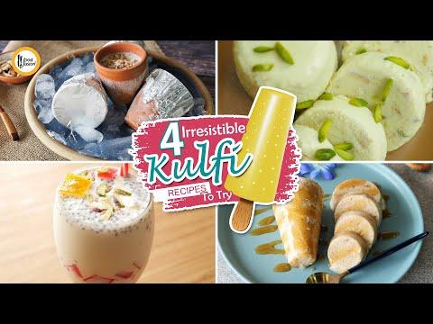 4 Irresistible Kulfi Recipes By Food Fusion