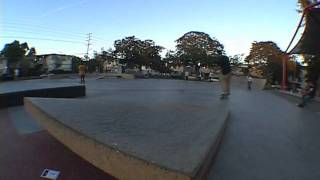 Midnight Skate Vids: Felipe Gustavo at Stoner Plaza