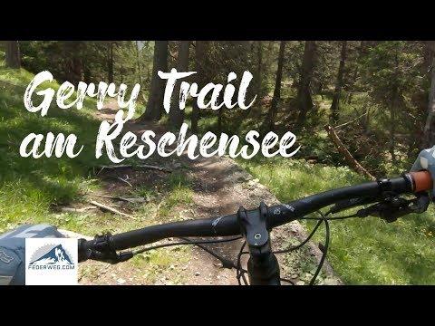 Gerry Trail (Nr. 69) - 3 Länder Enduro Trails am Reschenpass