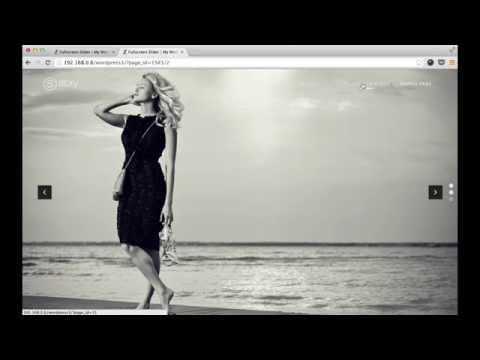 Story Theme: Creating a Fullscreen Slider Page with Story WordPress Theme
