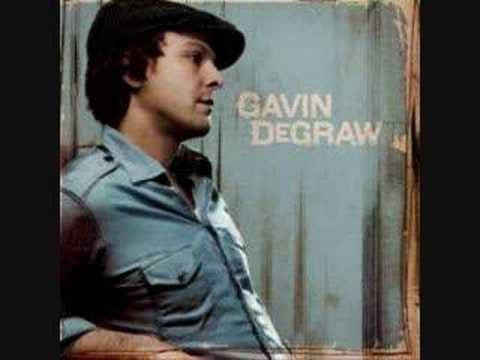 12. Gavin Degraw - We belong together
