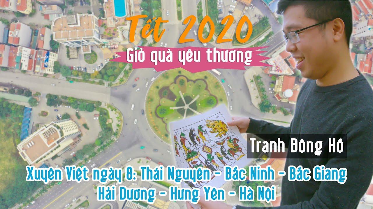 Hành trình xuyên Việt xin Đặc Sản làm từ thiện - Giỏ quà yêu thương - Ngày 8