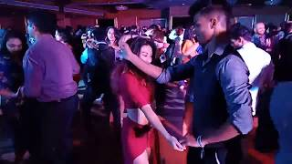 IIDC 2018 -  Social Dancing - Bachata (India)  || Ankit Ak & Shirley || Amir & Vandana