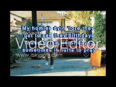Tupac-Everyday Struggle Lyrics