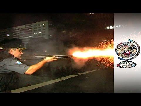 Riots In Rio (2013)