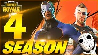 Season 4 ist da! Auf gehts ans leveln! // Fortnite Battle Royale // PS4 Livestream