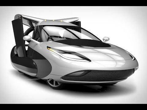 la voiture volante tf x de terrafugia the flying car youtube. Black Bedroom Furniture Sets. Home Design Ideas