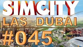 SimCity: Las Dubai - #045 - Asteroiden Versicherung - Let's Play [Deutsch / HD]