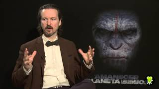'Dawn Of The Planet Of The Apes': Intreview With Matt Reeves