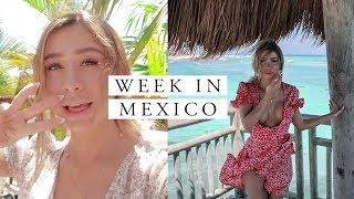 Off to Mexico! | Weekly travel vlog