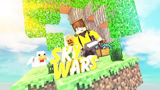 HİLENİN KRALI İLE ÖLÜMÜNE SAVAŞTIM! (Minecraft : Sky Wars #39) w/IsmetRG