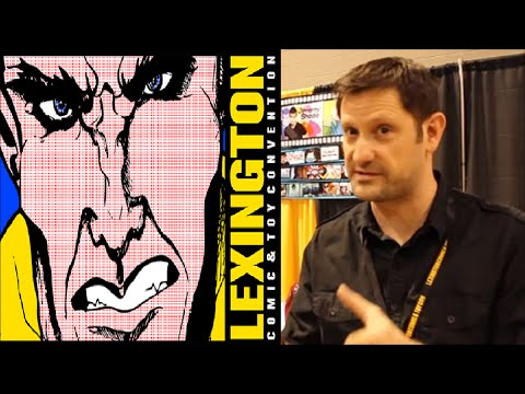Grant Wilson Interview! (Lexington Comic Con 2015)
