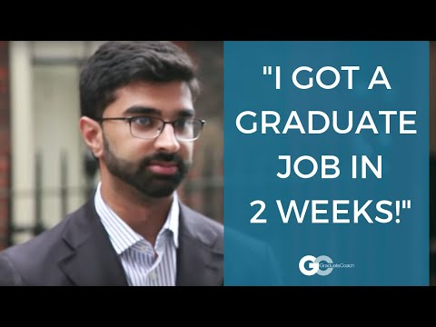 Help To Get A Graduate Job | Graduate Interview Coaching | Graduate Coach