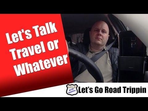Let's Talk Travel,  Car Rental Update, Driveaway, and Uber