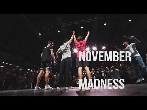 Anders Borg - November Madness