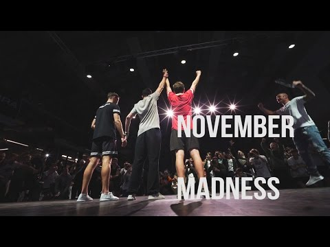 Anders Borg - November Madness