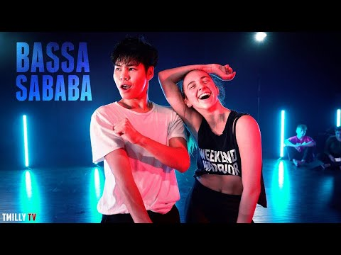 "Sean Lew And Kaycee Rice - Netta - ""Bassa Sababa"" - Dance Choreography By Brian Friedman - #TMillyTV"