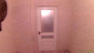 Белорусская дверь Вена белая версаче(Межкомнатная дверь Вист Вена дуб тон 17 стекло Версачи ..., 2016-02-12T19:29:11.000Z)