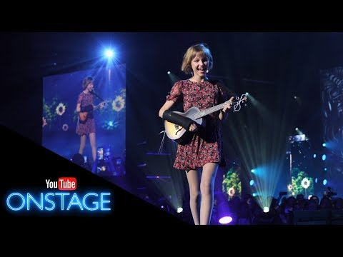 YouTube OnStage: Grace Vanderwaal's World Premiere of 'Moonlight'
