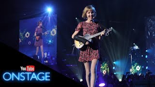 "YouTube OnStage: Grace Vanderwaal's World Premiere of ""Moonlight"""