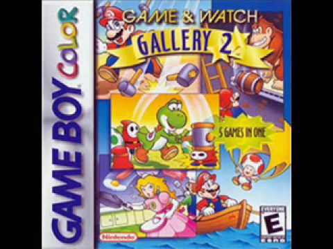Game and Watch Gallery 2 Music: Ball