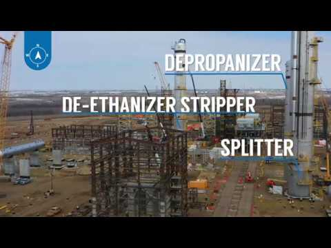Heartland Petrochemical Complex - First Piling January 26, 2018