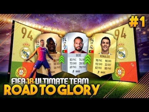 Der PERFEKTE Start! #1 🔥💰😨 - FIFA 18 Road to Glory [DEUTSCH]