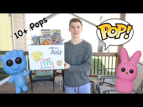 HUGE Funko Easter Basket Opening