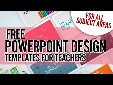 Free PowerPoint Templates For Teachers | FULL TUTORIAL IN TAGALOG