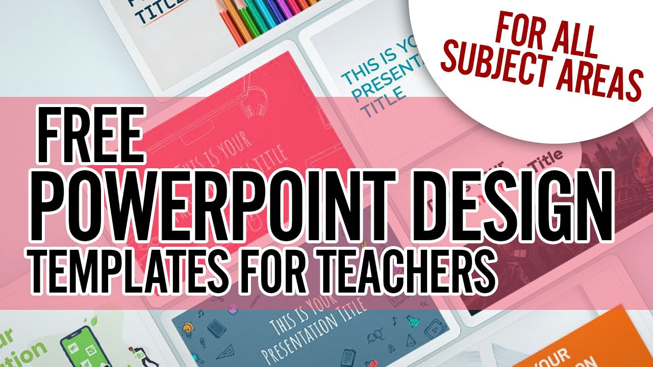 Free Powerpoint Templates For Teachers Full Tutorial In Tagalog Youtube