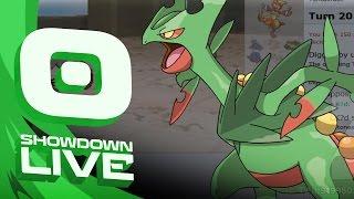 Pokemon OR/AS! OU Showdown Live w/PokeaimMD!