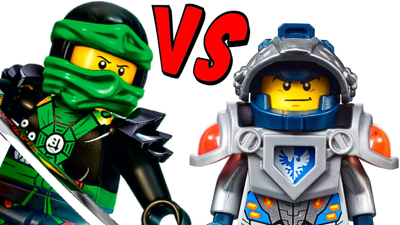 Lego nexo knights vs ninjago which is better brickqueen youtube - Ninjago vs ninjago ...