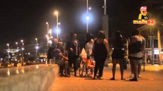 Strassenkünstler Terror am Ballermann