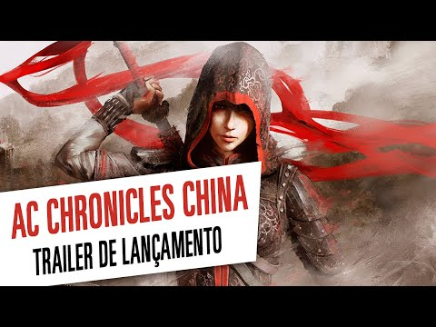 Trailer do filme Assassins Creed: Chronicles China - O Filme