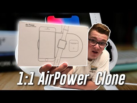 AirPower Clone Unboxing!