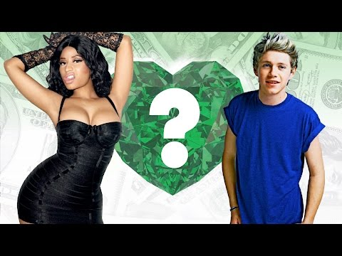WHO'S RICHER? - Nicki Minaj or Niall...
