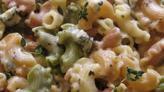 Blue Cheese Pasta
